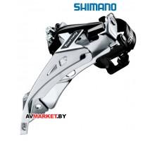 Переключатель передний Shimano TY700 7/8ск, ун. тяга, ун. хомут уг.:66-69 42T Индонезия 5573