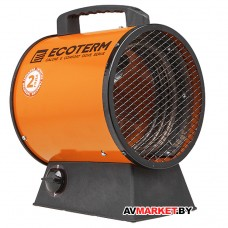 Нагреватель воздуха электр.Ecoterm EHR-03/1С Россия