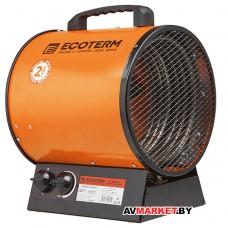 Нагреватель воздуха электр.Ecoterm EHR-06/3С Россия