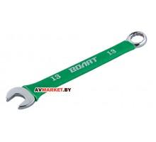 Ключ комбинированный 13 мм в прорезиненной оплетке Волат 16060-13