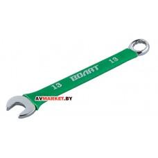 Ключ комбинированный 13 мм в прорезиненной оплетке Волат 16060-13 Индия