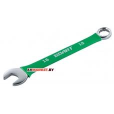 Ключ комбинированный 15 мм в прорезиненной оплетке Волат 16060-15 Индия