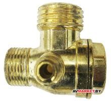 Клапан обратный к компрессору AE251-3 Китай AE-251-3-62