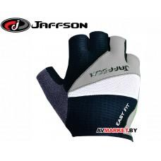 Перчатки JAFFSON SCG 46-0206 L (черный серый белый)
