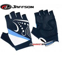 Перчатки JAFFSON SCG 47-0118 L (черный белый синий)