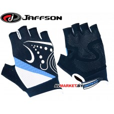 Перчатки JAFFSON SCG 47-0118 XL (черный белый синий)