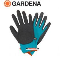 Перчатки для работы с почвой размер 7 (пара), 00205-20 Китай