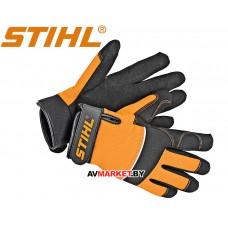 Перчатки рабочие из искусственной кожи CARVER L 00008838501