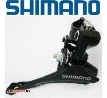 Переключатель передний TZ30 SHIMANO верхн. тяга 28,6 42T б/уп 3971