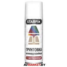 Грунтовка антикорозийная белый STARFIX 520мл 9003 SM-38633-1 Беларусь
