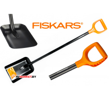 Лопата совковая FISKARS Solid 1026685