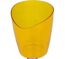 Кашпо для орхидей Mia 1.2л апельсин BEROSSI АС26850000 Беларусь