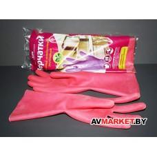 Перчатки хозяйственные p-pS (Армавир)