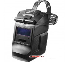 Щиток сварщика с самозатемняющимся светофильтром DGM V2500 Китай
