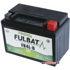 Аккумулятор FULBAT GEL FB4L-B 120*70*92 5Ач -/+ 550916 Китай