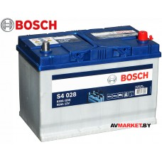Аккум бат BOSCH S4 95Ah 830A евр 0092S40280 306*173*