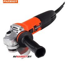 Машина углошлифовальная PATRIOT AG115 110301200