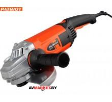 Машина углошлифовальная PATRIOT AG230 110301260