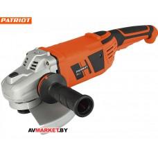 Машина углошлифовальная (УШМ) PATRIOT AG 232 110301262