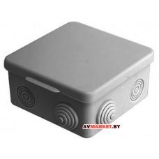 Коробка распаячная ОП 85*85*50мм 7 мембр. вх. IP54 ЮПИТЕР JP7113-04