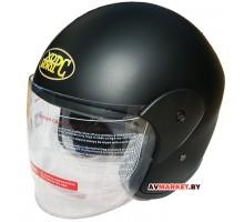 Шлем защитный для водителей JX-B205 из пластмассы с подкладкой