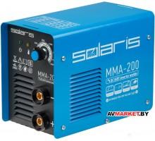 Инвертор сварочный SOLARIS MMA-200 арт. MMA-200 (Китай)