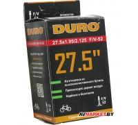 """Камера 27,5"""" DURO 27,5*1,95/2,125 F/V-52 50/57-584 DHB01045 Тайланд"""