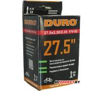 """Камера 27,5"""" DURO 27,5*2,20/2,35 F/V-52 56/60-584 DHB01046 Тайланд"""