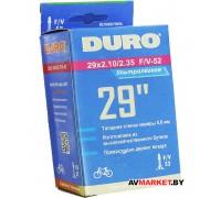 """Камера 29"""" DURO 29*2,10/2,35 0,6мм F/V-52 54/60-622 5DHB01049 Тайланд"""