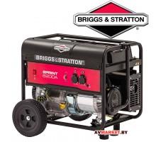 Бензиновый генератор Briggs& Stratton Sprint 6200А 4900Вт 230V 18.9л Китай