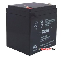 Аккумулятор CASIL 12в 4,5 А (гель)90х70х102 CA1245