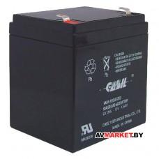 Аккумулятор CASIL/ MHB MS4,5-6 12V 4,5 А (гель) 12в 4,5 А (гель)90х70х102 CA1245