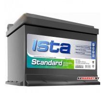 Аккумулятор ISTA STANDART 6CТ-60А1E евро Украина
