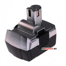 Аккумулятор WORTEX BN 1210 12.0 B 1.0 А/ч Ni-Cd