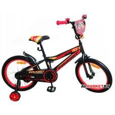 Велосипед детс двухк FAVORIT BIKER BIK-16RD Китай