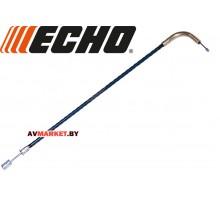 Трос газа SRM330/335/350 корткий, от карбюратора.ECHO