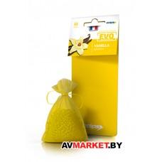 Ароматизатор в машину мешочек Evo Ваниль 20г Eclips 4627138750650