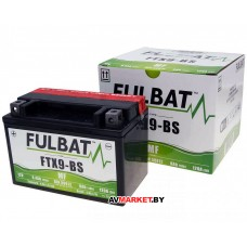 Аккумулятор FULBAT MF FTX9-BS AGM 150*87*105 8Ач -/+ 550621 Китай