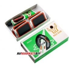 Ремкомплект аптечка велокамеры RS2401 24шт прямоугольный Китай