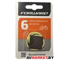 Ремкомплект для шин вело (RT5PTCH60002) 6шт