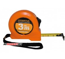 Рулетка 3м/16мм Startul  Standart (ST3001-0316 быт