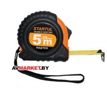 Рулетка 5м/25мм Startul  Master ST3002-0525 быт арт ST3002-0525 Китай