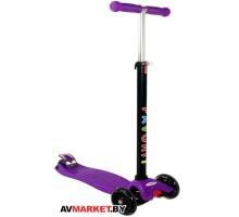 Самокат FAVORIT 4108-VT фиолет Китай