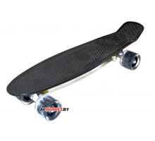 Скейтборд M2201-BK черн Китай