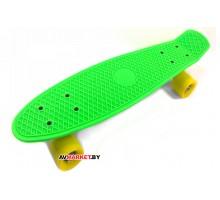 Скейтборд HB11-GN зел Китай