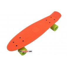 Скейтборд HB11-OR оранж Китай