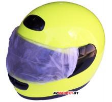 Шлем мото Секо Спирит лимон флюор 56р.