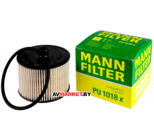 Фильтр топл-PU1018Х CIT C4/JUMPY/FRD FOCUS/MONDEO/PGT307/407/VOL S40 2/OTD/TDCI/HDI 04 РФ