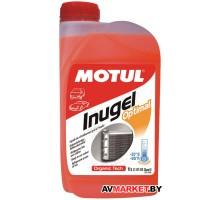 MOTUL (1L) 102923 INUGEL OPTIMAL АНТИФРИЗ/ГОТОВЫЙ G12 G Германия