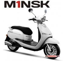 Мотороллер VESNA B125 ZNPA125 цвет белый 4810310003464 Китай